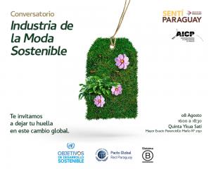 Invitacion Seminario Sustentable – AICP SENTI PARAGUAY